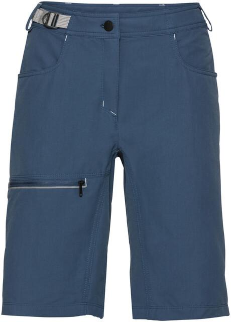 VAUDE W's Tekoa Shorts fjord blå